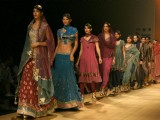 Designer Rocky S creations at the Wills Lifestyle India Fashion Week
