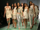 Designers Lecoanet Hemant's creation at the Wills Lifestyle India Fashion Week