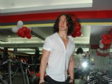 Ruslaan, Tiger Shroff and Kailash Kher launch Snap 24/7 Gym at Malad, near Croma in Mumbai