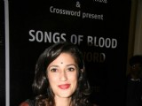 "Launch of Fatima Bhutto's book ""Songs of Blood"""