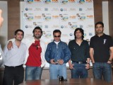 "Gulshan Grover at the music launch of movie ""Virsa"" at Times Music office"