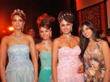 Bharat and Dorris hair and makeup fashion week Grand finale