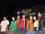 Terrence Lewis and Geeta Kapoor at ZEE TV Dance India Dance Carinival in Worli