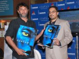 Rakeysh Mehra launches the Blu Ray ad DVD of Avatar at Infiniti Mall