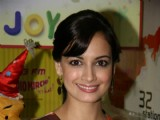 Dia Mirza spends time with NGO Children Toy Foundation at Radio Mirchi