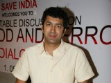 Kunal Kohli at round table discussion on Bollywood and terror
