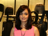 Diya Mirza at the launch of Vero Moda store