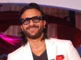 Bollywood actor Saif Ali Khan at the launch of Wyncom mobile at Trident hotel in Mumbai