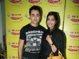Imran Khan and Sonam Kapoor on Radio Mirchi at Lower Parel