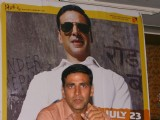 Akshay Kumar at a press meet to promote his film Khatta Meetha