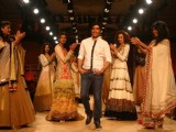 Manish Malhotra's creations at the Delhi Couture Week 2010