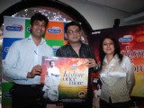 Amit Kumar at the launch of Kishore Once More album launch at Saregama HMV office