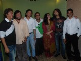 "10 top musicians jam for animation film ""Mo Mamo"" at Aadesh Shrivastava studio, Juhu"