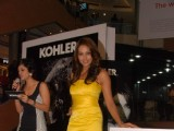 Bipasha Basu and Mandira Bedi at Kohler pressure play games event at Inorbit, Malad