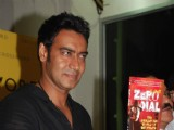 Ajay Devgan at J Dey's book launch Zero Dial at Crossword, Kemps Corner
