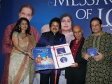 Anup Jalota''s album Message of Love album launch at Cinemax
