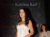 Katrina Kaif the new brand ambassador of Etihad at Trident, Bandra