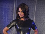 Bipasha walks the ramp for Dicitex furnishing at Novotel