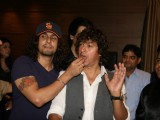 Aadesh Shrivastav's birthday bash