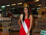 Miss India Neha Hinge at World Kitchen