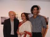 Anupam Kher's Art Exhibition