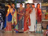 Top models at Tanishq Fashion Show