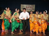 Akshay Kumar at Hindi Parishad fest of Jaihind College