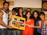 Jootha Hi Sahi music launch at Oberoi Mall