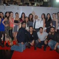 Diana Hayden at Amby Valley bridal week model auditions at Sahara Star