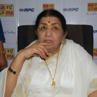 Lata Mangeshkar graces Saregama album launch at Mumbai