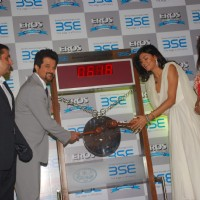 Anil Kapoor and Sushmita Sen at 'No problem' mahurat at BSE | No Problem Event Photo Gallery
