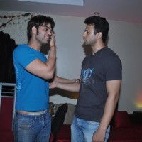Kapil Sharma and Aryan Vaid at Press meet of 'Dunno Y Na Jaane Kyun...' | Dunno Y Na Jaane Kyun... Event Photo Gallery