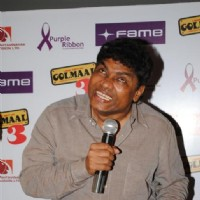 Johny Lever celebrate success of their film with underprivileged kids on Children's Day at FAME Cine | Golmaal 3 Event Photo Gallery