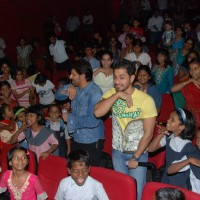 Golmaal 3 team celebrates with kids at Fame | Golmaal 3 Event Photo Gallery