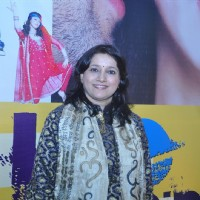 "Guest at launch of ""Isi Life Mein"" Film 