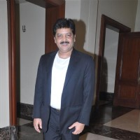 "Udit Narayan at Launch of ""Isi Life Mein"" Film 