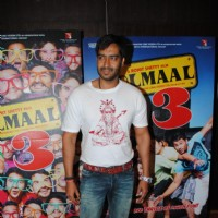 Ajay Devgan at Golmaal 3 success bash, Hyatt Regency | Golmaal 3 Event Photo Gallery
