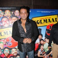 Sanjay Dutt at Golmaal 3 success bash at Hyatt Regency | Golmaal 3 Event Photo Gallery