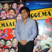 Johny Lever at Golmaal 3 success bash at Hyatt Regency | Golmaal 3 Event Photo Gallery