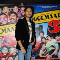 Shreyas Talpade at Golmaal 3 success bash, Hyatt Regency | Golmaal 3 Event Photo Gallery