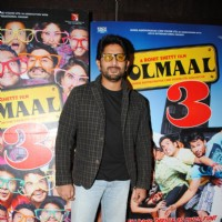 Arshad Warsi at Golmaal 3 success bash, Hyatt Regency | Golmaal 3 Event Photo Gallery