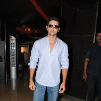 Hrithik Roshan at special show of Guzaarish for special kids and paraplegic patients at PVR Cinemas in Juhu, Mumbai | Guzaarish Event Photo Gallery