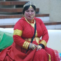 Dolly Bindra in Bigg Boss 4 house