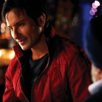 Saif Ali Khan in Red Jacket | Love Aaj Kal Photo Gallery