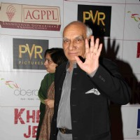 Yash Raj Chopra at Premier Of Film Khelein Hum Jee Jaan Sey | Khelein Hum Jee Jaan Sey Event Photo Gallery