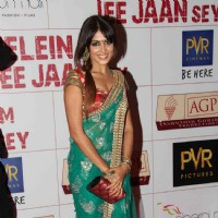 Genelia Dsouza at Premier Of Film Khelein Hum Jee Jaan Sey | Khelein Hum Jee Jaan Sey Event Photo Gallery