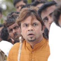 Rajpal Yadav shocked | Billu Barber Photo Gallery