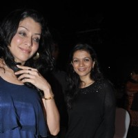 Prachi Shah and Aditi at 'Tango Dance' performance'Tango Dance' performance