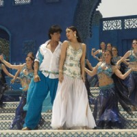 Shahrukh and Kareena in marjani song | Billu Barber Photo Gallery