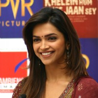 Deepika Padukone at a press conference to promote her film | Khelein Hum Jee Jaan Sey Event Photo Gallery